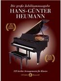 Hans-G�nter Heumann: Die Gro�e Jubil�umsausgabe. Piano Sheet Music
