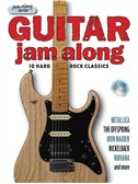 Guitar Jam Along - 10 Hard Rock Classics (Book/CD)