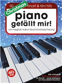 Hans-G�nter Heumann: Christmas Piano Gef�llt Mir! (Book/CD)