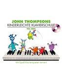 John Thompson's Kinderleichte Klavierschule: Teil 3