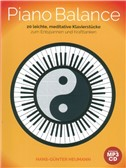 Hans-Günter Heumann: Piano Balance - 20 Easy And Meditative Songs (Book/CD)