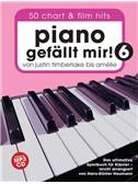 Piano Gefällt Mir! 50 Chart Und Film Hits - Band 6 (Book/CD)