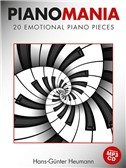 Pianomania: 20 Emotional Piano Pieces (Book/CD)