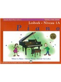 Alfred's Basic Piano Library: Piano Lesboek - Niveau 1A (Book/CD) (Dutch Language)