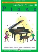 Alfred's Basic Piano Library: Lesboek Niveau 1B (Dutch Edition)