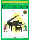 Alfred's Basic Piano Library: Piano Lesboek - Niveau 1B (Book/CD) (Dutch Language)