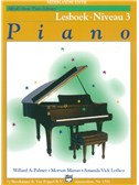 Alfred's Basic Piano Library: Piano Lesboek - Niveau 3 (Dutch Language)
