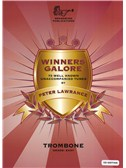 Winners Galore - Bass Clef Trombone (Book/CD)