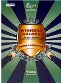 Winners Galore - Tuba - Bass Clef (Book/CD)