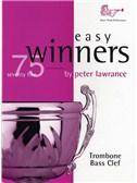 Easy Winners For Trombone (Bass Clef)