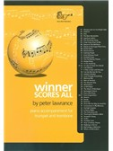 Peter Lawrence: Winner Scores All - Trumpet/Trombone (Piano Accompaniment Only)
