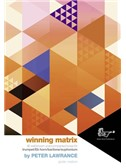 Arr. Peter Lawrance: Winning Matrix For Trumpet, Eb Horn, Baritone, Euphonium. Sheet Music