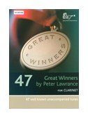 Great Winners For Clarinet (Book/CD)