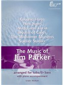 Jim Parker: The Music Of Jim Parker For Tuba - Bass Clef