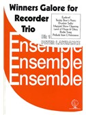Winners Galore For Recorder Trio Book 1