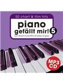 Hans-Günter Heumann: Piano Gefällt Mir! - Book 5 (CD Only)