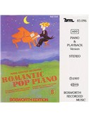 Romantic Pop Piano 8 (CD)