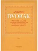 A. Dvorák: Poetic Tone Pictures Op.85 (Piano Solo)