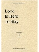 George Gershwin: Love Is Here To Stay (String Quartet) - Score