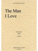 George Gershwin: The Man I Love (String Quartet) - Score