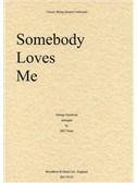 George Gershwin: Somebody Loves Me (String Quartet) - Parts