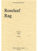 Scott Joplin: Roseleaf Rag (String Quartet) - Score