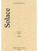 Scott Joplin: Solace (String Quartet) - Score