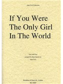 Nat Ayer And Clifford Grey: If You Were The Only Girl In The World