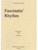 George Gershwin: Facinating Rhythm (String Quartet) - Parts