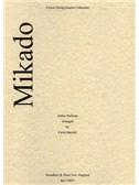 Arthur Sullivan: Mikado Selection (String Quartet) - Score