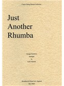 George Gershwin: Just Another Rhumba (String Quartet) - Parts