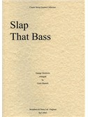 George Gershwin: Slap That Bass (String Quartet) - Parts