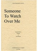 George Gershwin: Someone To Watch Over Me (String Quartet) - Parts