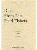 Georges Bizet: Duet From The Pearl Fishers (String Quartet) - Parts