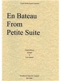Claude Debussy: En Bateau from Petite Suite (String Quartet) - Score