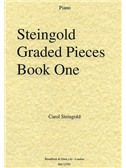 Carol Steingold: Steingold Graded Pieces Book One (Piano)