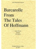 Jacques Offenbach: Barcarolle From Tales Of Hoffman (String Quartet) - Parts