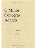 Max Bruch: Adagio From Concerto In G Minor (String Quartet) - Parts
