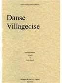 Emmanuel Chabrier: Danse Villageoise (String Quartet) - Score