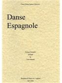 Enrique Granados: Danse Espagnole (String Quartet) - Score
