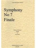 Ludwig Van Beethoven: Symphony No.7 Finale (String Quartet) - Parts