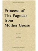 Maurice Ravel: Princess Of The Pagodas (Mother Goose) - String Quartet Score