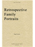 Paul Rupert Lewis: Retrospective Family Portraits