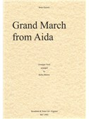 Giuseppe Verdi: Grand March from Aida - Brass Quintet (Score/Parts)