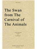 Camille Saint-Saëns: The Swan From The Carnival Of The Animals (Score/Parts)
