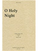 Adolphe Adam: O Holy Night (Flute/Piano)