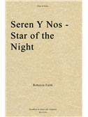 Rebecca Faith: Seren Y Nos, Star Of The Night