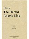 Felix Mendelssohn: Hark The Herald Angels Sing (Flute/Piano)