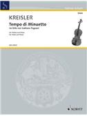 Fritz Kreisler: Tempo Di Minuetto