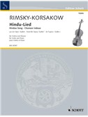 Nikolaj Rimskij-Korsakow: Hindu-Lied
